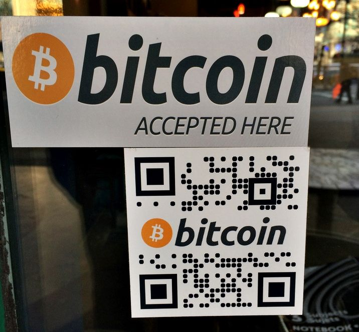 Accept Bitcoin