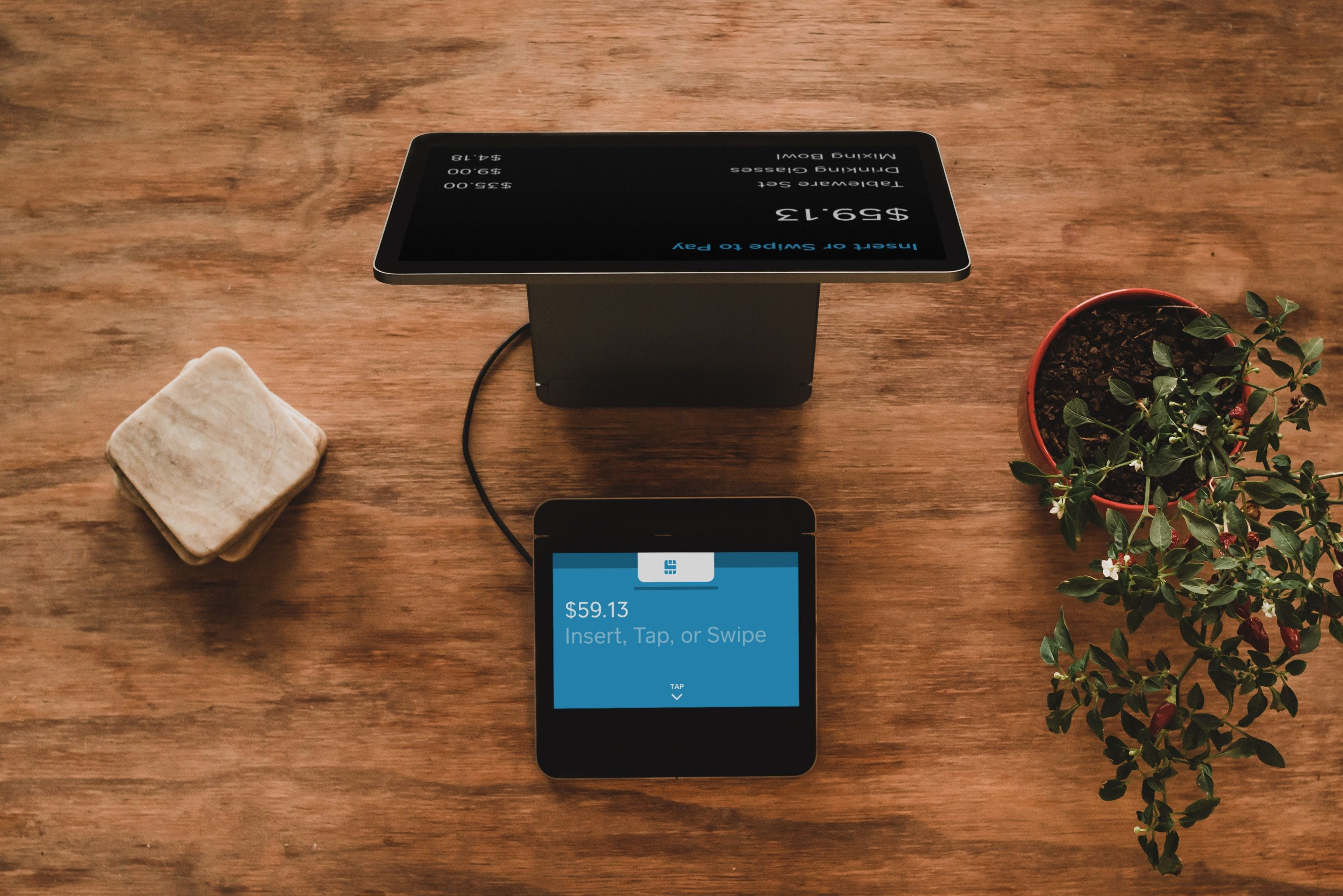 Point of sale cloud-based system