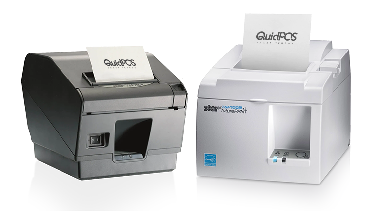 Receipt and Order Printers